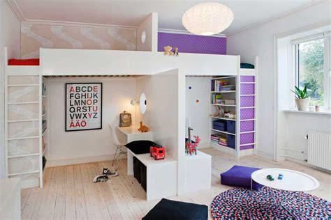chambre stokke ideas para diseñar una habitación compartida por niño y niña