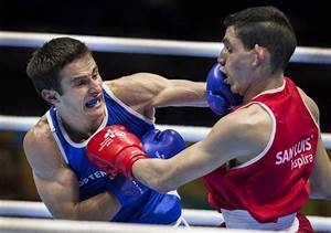 Olympic Boxers Move To No Headgear Amid Safety Fears