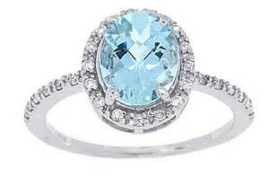 oval aquamarine engagement rings oval aquamarine white engagement ring engagement rings review