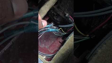 Chevy Impala Shifter Stuck Park Simple Fix Youtube