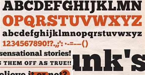 40 beautiful free fonts for creating attractive typography headlines creative nerds