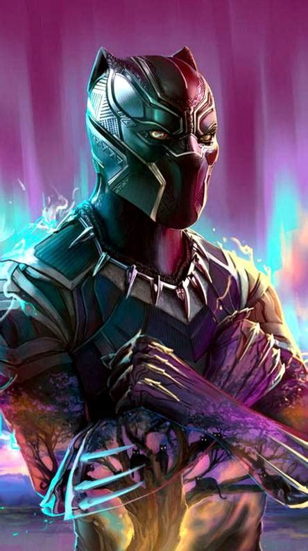 black panther  hd backgrounds  android cool backgrounds
