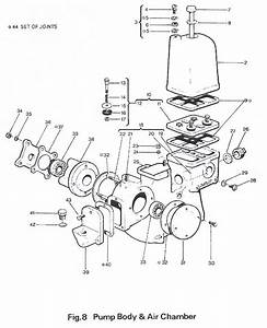 Lister Domestic Water Pump Spares    Water Pumps  U0026 Spares