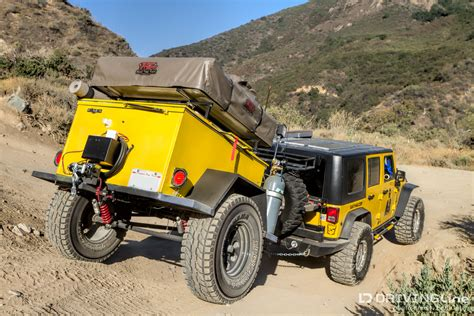 Survive+thrive Off-road Trailer Build