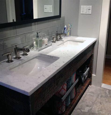 Bathroom Backsplash Designs by Top 70 Best Bathroom Backsplash Ideas Sink Wall Designs