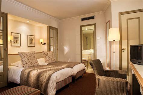 chambre deux lits hotel henri iv photos