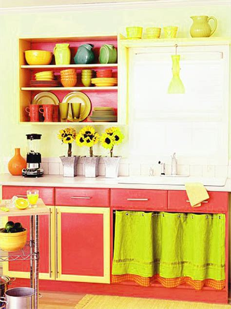 bright kitchen color ideas cheerful bright kitchen color ideas for sleek interior