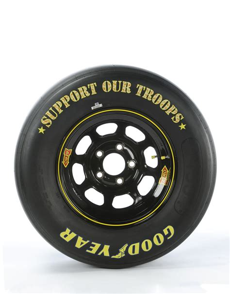 Goodyear unveils special edition military support tire ...