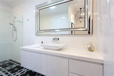 travertine bathroom ideas frameless mirror in bedroom contemporary with