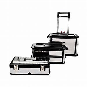 Caisse A Roulette : valise bo te outils roulettes en inox ~ Teatrodelosmanantiales.com Idées de Décoration