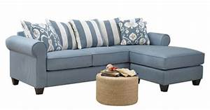 sectional sofa with blue upholstery and kiln dried With sectional sofa kiln dried