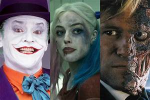 Every DC Movie Villain Ranked, Including 'Suicide Squad'