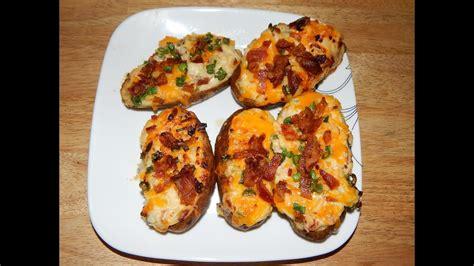 baked potato air potatoes fryer twice recipes airfryer