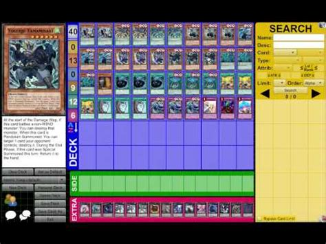 yugioh deck profile yugioh hermit yokai yosenju deck profile november 2014