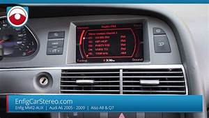 Aux Install Audi A6 05-09 Mmi2 - Also For A8  U0026 Q7