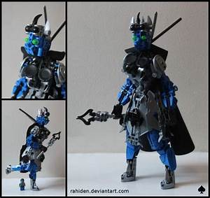 Toacody Bionicle Moc Queen Of Spades Less Crazy And More