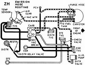 1980 El Camino Emission Woes