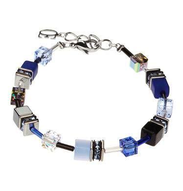lions garten selber machen juwelierwaren coeur de armband geo cube kobaltblau 4416 sonstige marken
