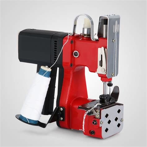 electric bag sewing machine sealing machines industrial portable equip vevor