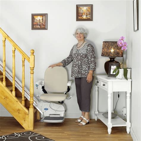 automatic stair lift monorail design comfortable