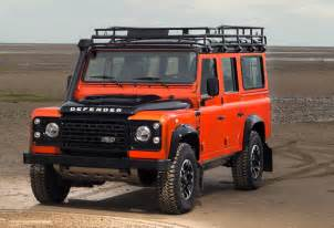 toyota commercial trucks 2015 land rover defender adventure edition picture