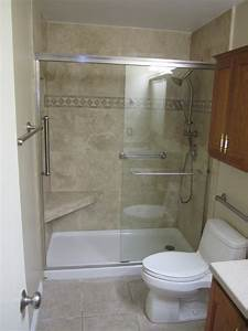 Bathtub To Shower Conversion Elderly Friendly