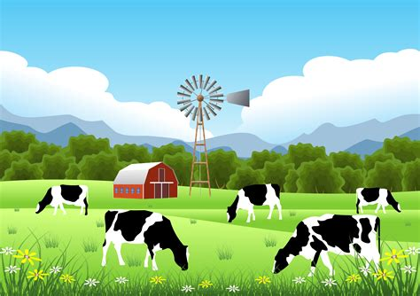 Idyllic Farm Scene – Washington Farm Bureau