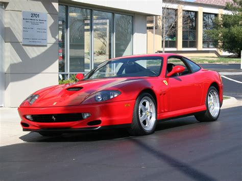 This particular ferrari 550 maranello, chassis number zffzs49a410123565, is a 2001 model year with 24,765 miles from new. Ferrari 550 Maranello Automotive Cars Photos   Ferrari ...