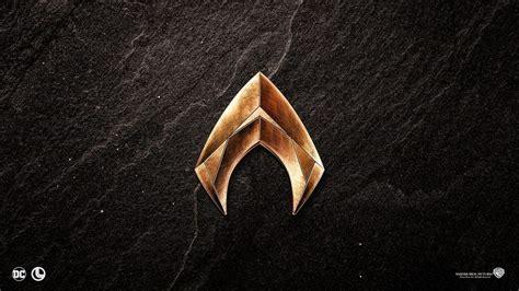 Aquaman Logo 2018 Movie Wallpaper #39705