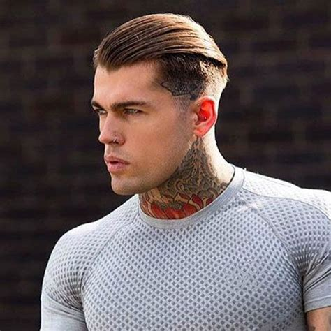 summer hairstyles  men  fade haircut haircuts