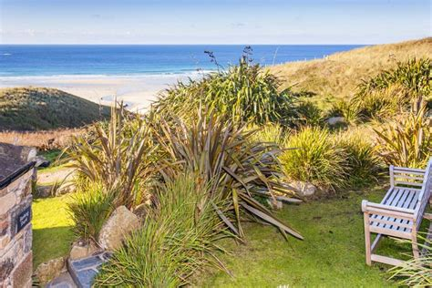 Basking Shark Holiday Cottages By The Sea In Sennen Cornwall