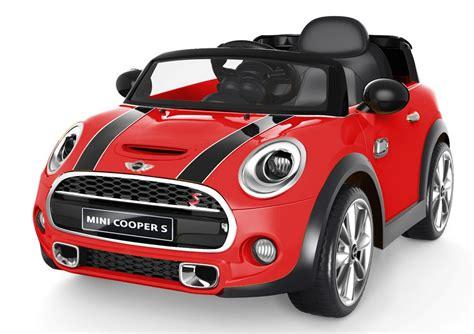 mini cooper elektro 12v mini cooper s kinder elektro auto rot kinderauto shop