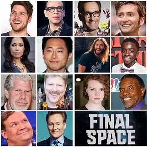 'Final Space' at San Diego Comic Con Reveals a Voice Cast ...