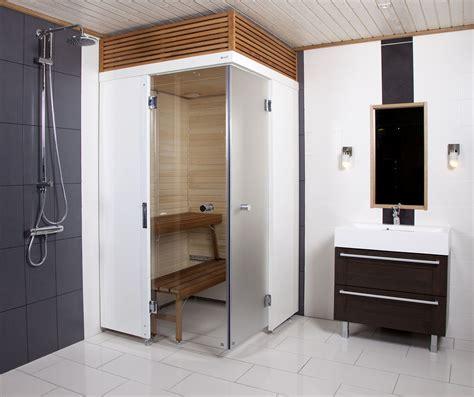 Badezimmer Mit Sauna by Harvia Smartfold Bathroom Sauna Novelty Harvia Sauna