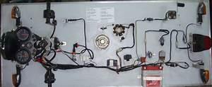 Mock Layout Of A Two Wheeler Wiring Working Model In Kiadb Industrial Area  Bengaluru  Modtech