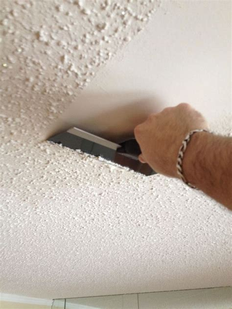 Remove Popcorn Ceilings by 1000 Ideas About Home Renovation On Before