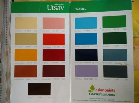 asian paints colour shades for doors referral guide
