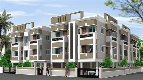 residential building elevation design with detailing gharexpert