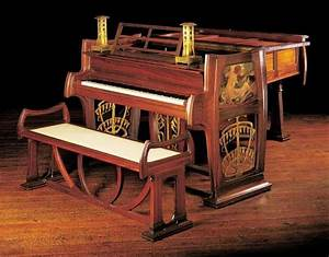 art nouveau piano by gustave serrurier bovy gustave With un serrurier