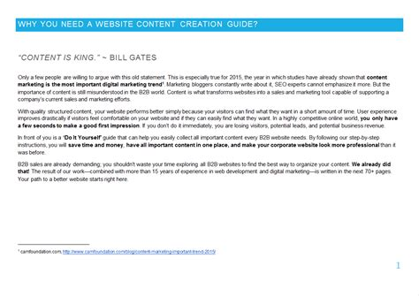 Content Writing Guide For B2b Websites By Logit