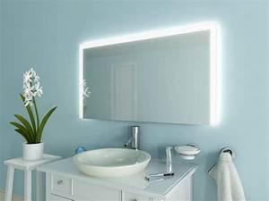Badspiegel Mit Led Beleuchtung : badspiegel mit led beleuchtung maska ~ Buech-reservation.com Haus und Dekorationen