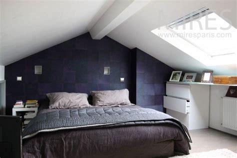 deco chambre comble chambre sous combles idées déco future maison
