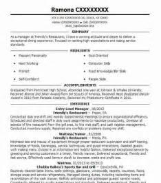 entry level emergency management resume entry level resume templates to impress any employer livecareer