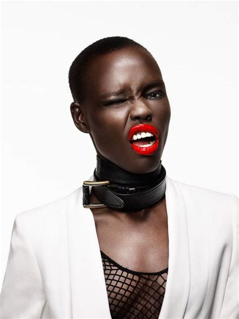 african beauty of the week grace bol isioma s style report