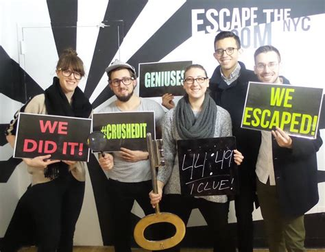 Escape The Room Nyc  The Home [review]  Room Escape Artist