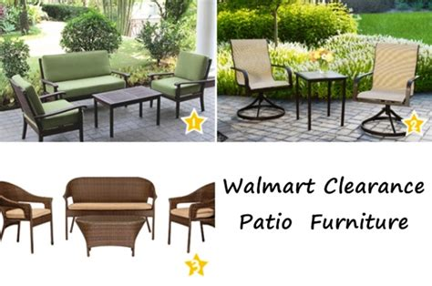 Patio Furniture Sets Walmart by Outdoor Patio Furniture Sale Walmart Furniture Design