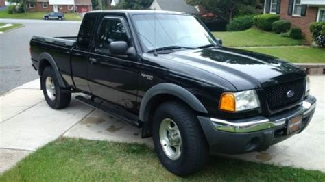 Sell Used 2002 Ford Ranger Xlt Extended Cab 4x4 Pickup 4