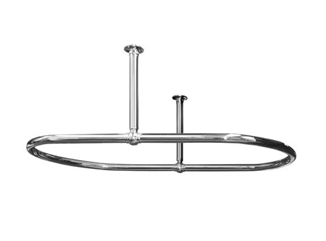 oval shower curtain rail ovsr1 shower curtain rails from