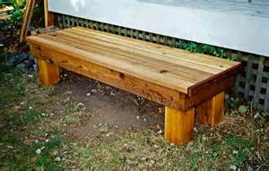 Bench Outdoor Furniture Gallery