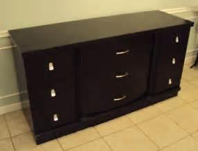 Black Dresser 6 Drawer by Dresser Coffee Under The Umbrella